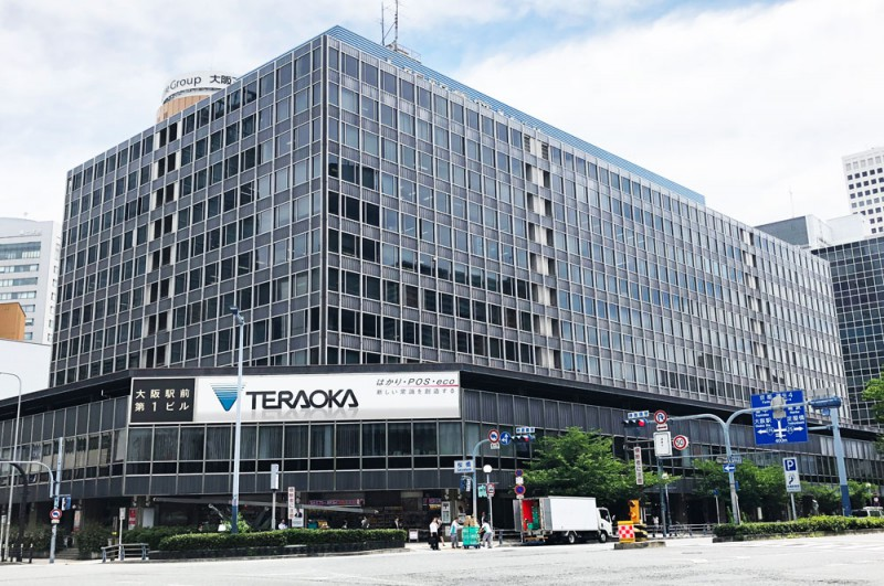 大阪駅前第1ビル 16.52坪 デイナーズ事務所