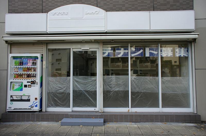 西天満サンエイビル1階店舗