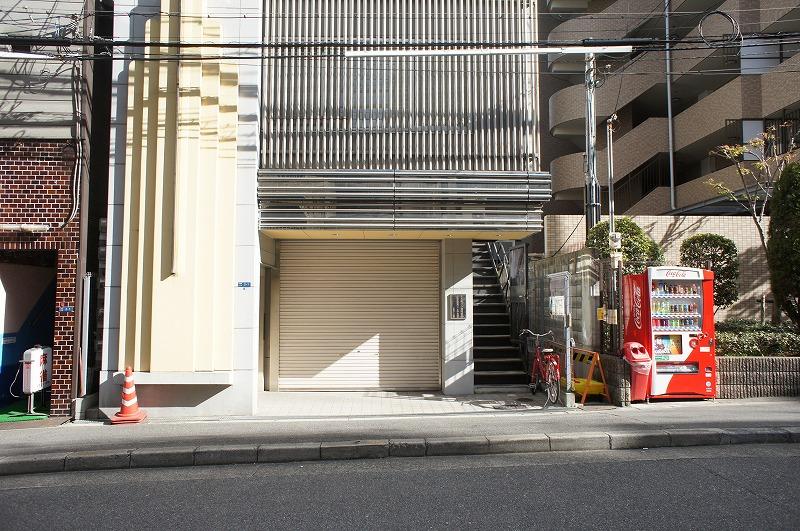 大阪パン会館 1階店舗