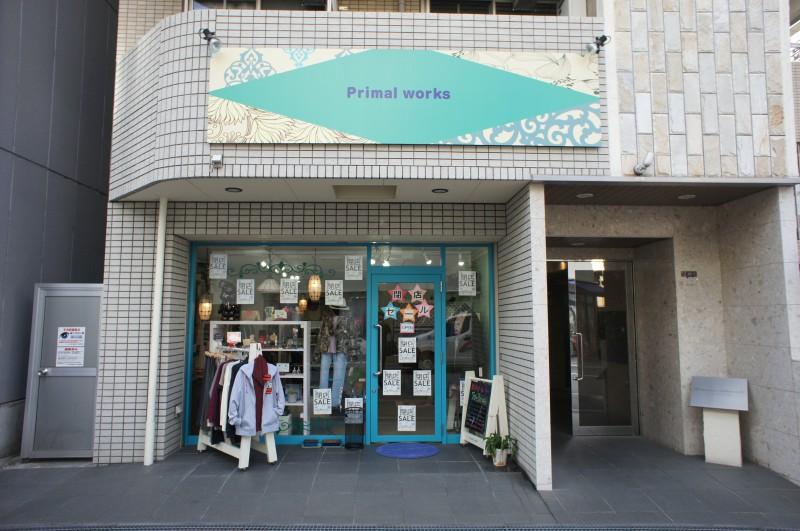 ドゥムール新町1階店舗