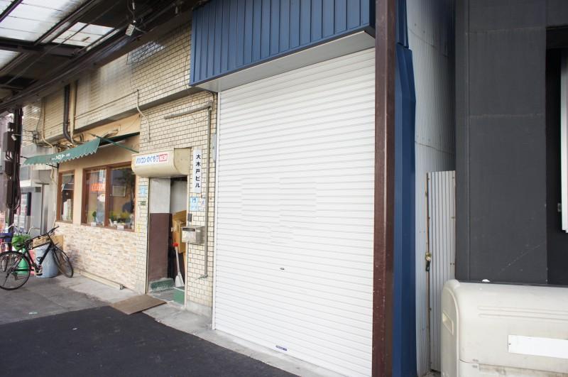 天神橋筋7丁目1棟貸店舗