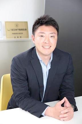 MD-mart代表取締役 小泉 朋寛